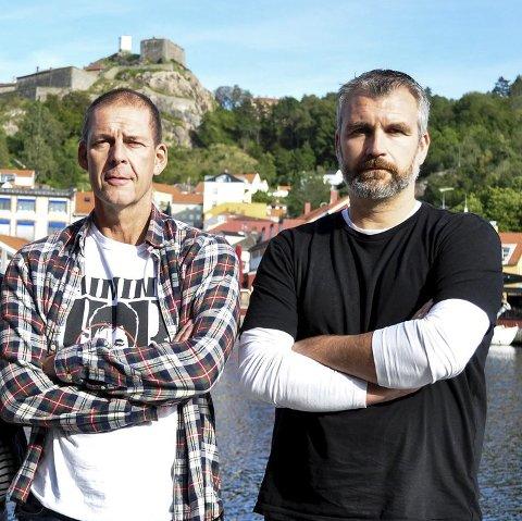 Odd Petter Nilsen og Øyvind Liland er HAs eksperter for HTH.