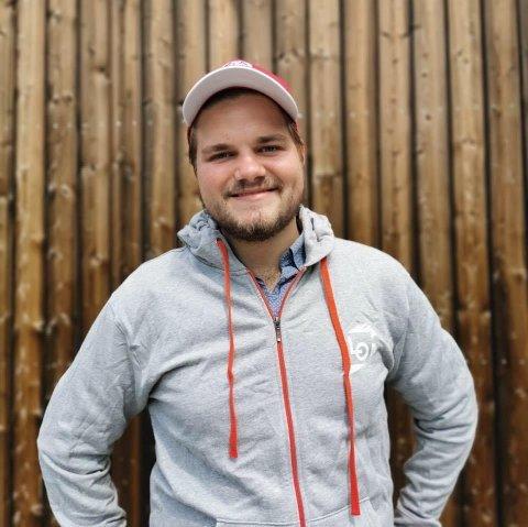 Tobias Lund vil snakke frem alle som har stått fram i førstelinja under pandemien.