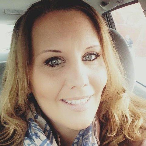 HJELPER: Cecilie Hansen brenner for å hjelpe trengende.