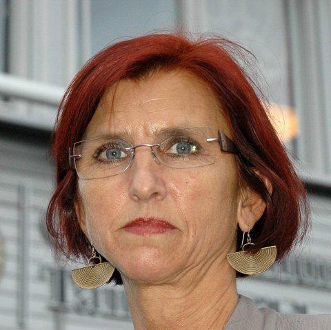 ULEMPER: Bydelsdirektør Tove Stien mener det er store  ulemper ved å flytte nye østensjøelever til Godlia skole. De andre endringene i forslaget til nye skolegrenser mener hun er akseptable. Arkivfoto: Nina Schyberg Olsen