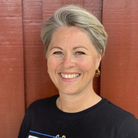 Ny rektor: Therese Hunnestad Thorbjørnsen blir ny rektor ved Galleberg skole.FOTO: PRIVAT