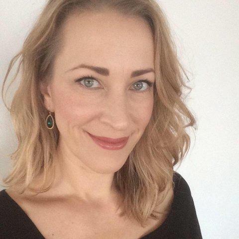 OPPTATT AV GJENBRUK: Heidi Smith-Solevåg, bosatt på Rudstein, startet opp Facebook-gruppa Nittedal byttesirkel.