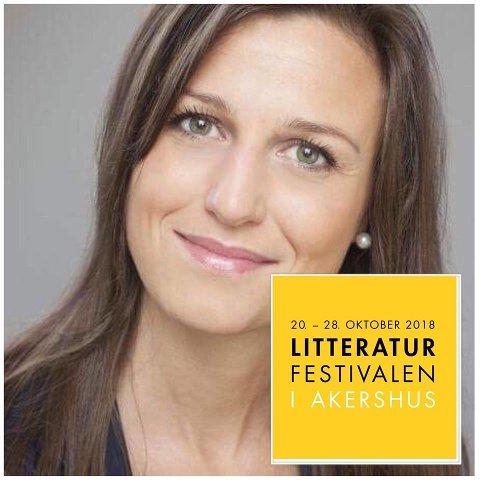 Helga Flatland kommer til Nesodden bibliotek onsdag 24.oktober.