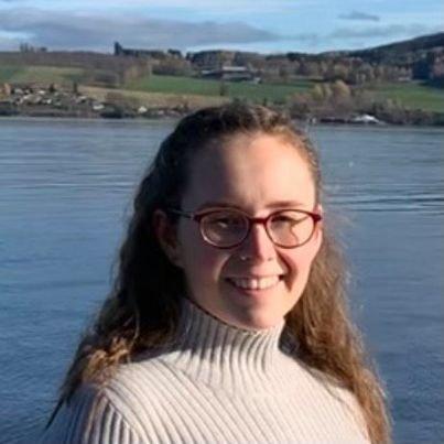 Kristine Adelsten Sandtrøen (23) trengte å forandre én ting i hverdagen for å snu om på det høye stressnivået.