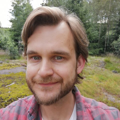 ØNSKER EIENDOMSSKATT: Morten Anker (Rødt) mener eiendomsskatt på bolig er nødvendig for å unngå kutt i tjenestene i Ås.