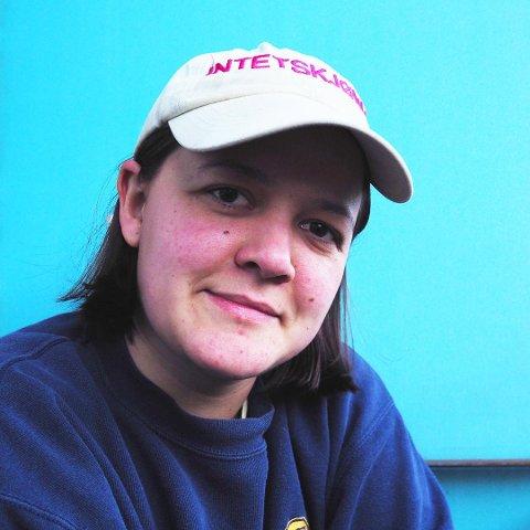 ENGASJERT: Maria Refsland er engasjert og har en glød for å gjøre en forskjell – samtidig erkjenner hun at det av og til kan være slitsomt.