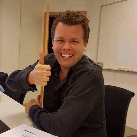 Kim Andre Vangberg (32) frå Alversund er tilsett som ny helse- og omsorgssjef i Fedje kommune.
