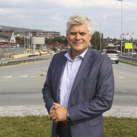 Baste Tveito er svært nøgd med støtta frå Sparebanken Vest.