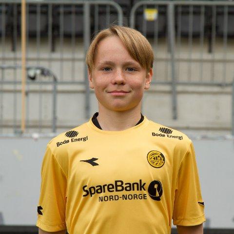 Andreas Schjelderup.