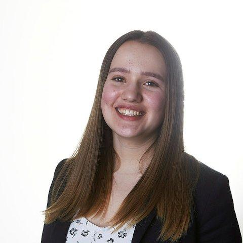 Oda-Regine Elvenes blir leder for Ungdommens fylkesråd.