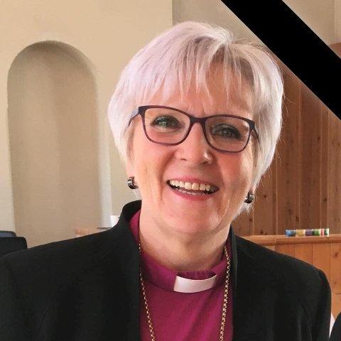 Ann Helen F Jusnes, biskop Sør Hålogaland