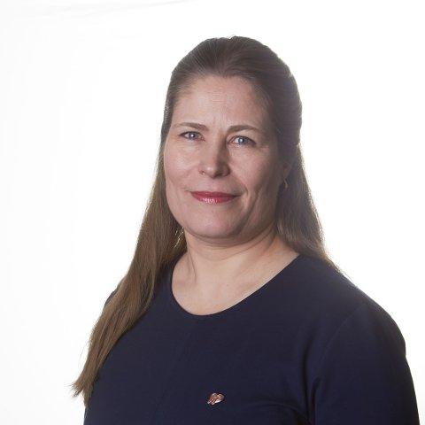 Linda Helèn Haukland