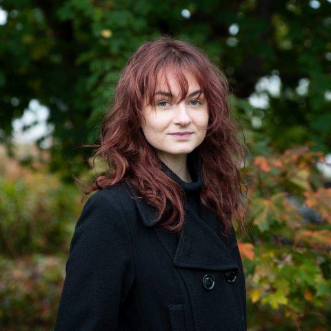 Stor mulighet: Marie Nystad Helgesen (26) er klar til å ta fatt på sine nye arbeidsoppgaver, som blir å løfte fram Nord-Norge for folk flest.