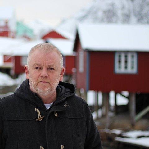 Tester markedet: Arne Kristian Andreassen i SafetyNord ønsker å tilby salg av hurtigtester til bedrifter, primært  i helsesektoren.