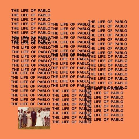 The Life of Pablo album cover