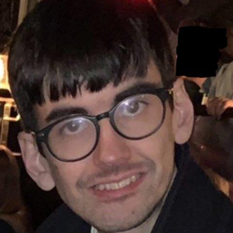 Denne mannen er meldt savnet. Bildet er frigitt i samråd med familien. Foto: PRIVAT