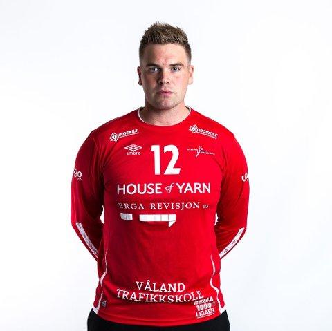 Randabergbu Ole Andre Lerang har skrevet under på en 3-årskontrakt med Viking HK.