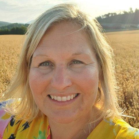 REKTOR: Nina Müller Tandberg er ansatt som rektor ved Enger skole. Hun er i dag undervisningsinspektør samme sted.