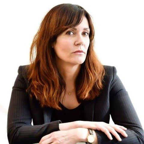 Ansvarlig redaktør i Drammens Tidende, Kristin Monstad.