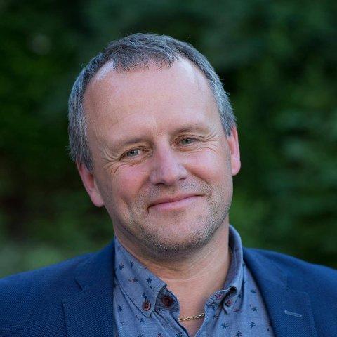 SKRIBENTEN: Tom Hedalen fra Drammen, styreleder Human-Etisk Forbund.