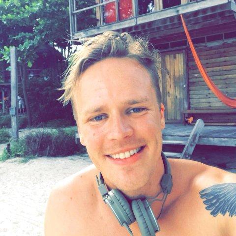 Martin Hansen fra Krokstadelva solgte alt, og lever nå ut drømmen sin.