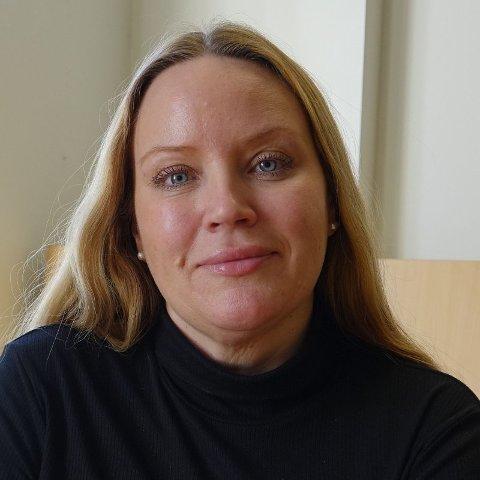 SER SAMME TREND: Elin Olsen i Spiseforstyrrelsesforeningen sier trenden er den samme i Norge som i Danmark: Stadig flere unge barn har et problematisk forhold til mat