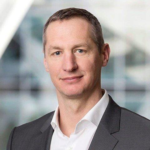 Ulrich Spreng, ny fagdirektør Vestre Viken