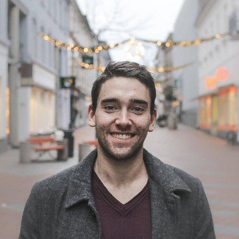 Simon Møller er daglig leder for Old Irish pub-kjeden i Norge.