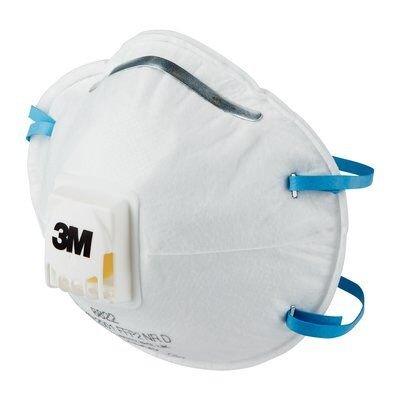 FFP2: Disse puste- / støvmaskene er ettertraktet som følge av Korona-utbruddet. Skulle det finnes noen der ute vil disse bli satt umåtelig stor pris på.