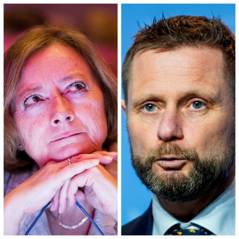 UTFORDRER: Lise Christoffersen er stortingsrepresentant for Ap i posisjon. Nå utfordreR hun helseminister Bent Høie (H) på tydelighet.