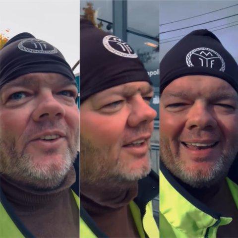 Etter et sviende MIF-tap måtte Ronny Johnsen gå Fra Consto via Pukerud og Gulskogen til det som er helvetes forgård for MIF-supportere: Marienlyst stadion.