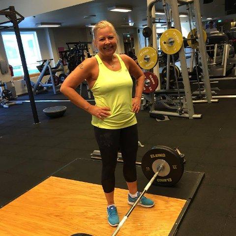 LENGE SIDEN: Det har blitt mindre tid på treningssenteret det siste året for Ida Anker enn det hun skulle ønsket.