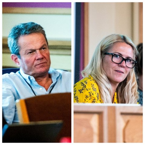 Frps Ulf Erik Knudsen kritiserer ordfører Monica Myrvold Berg.
