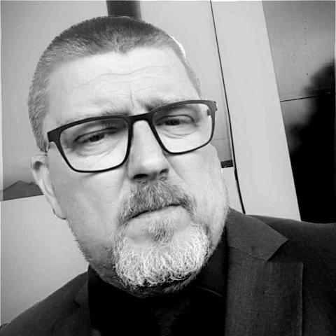 HØRING: Lars Gunnar Larsen.