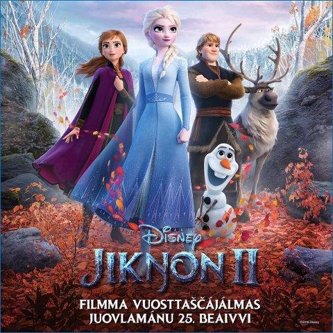 Jikŋon II / Frost II: Har flere samiske elementer i historien. Og den kommer ut i en versjon på nordsamisk.