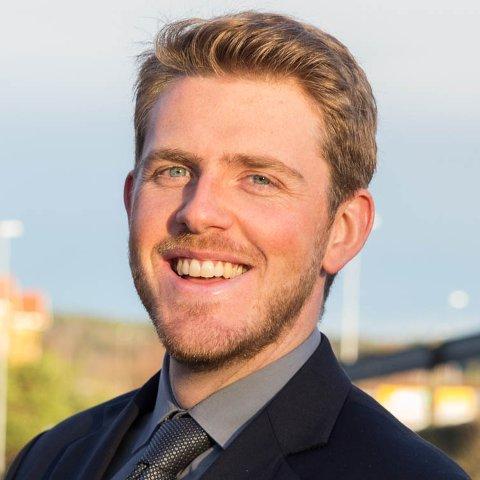 Stian Mathisen, kommunikasjonssjef, Fortum Norge.