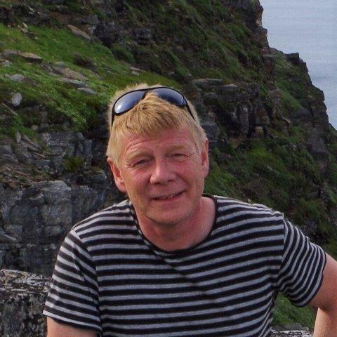 POSITVT OVERASKET: Jan Olav Evensen er daglig leder for Visit Nordkyn. Han forteller at det går bra med reiselivsbedriften tross korona situasjonen, mye Norske turister besøker Nordkinn sier han.