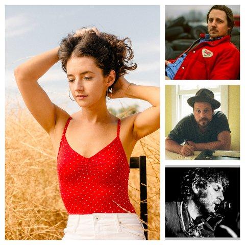 NY MUSIKK: Michaela Anne, Sturgill Simpson, Darrin Bradbury og Peter Bruntnell er berre nokre av artistane som blir omtala i den nye podcasten til Platearbeidar Roald Hansen denne veka.