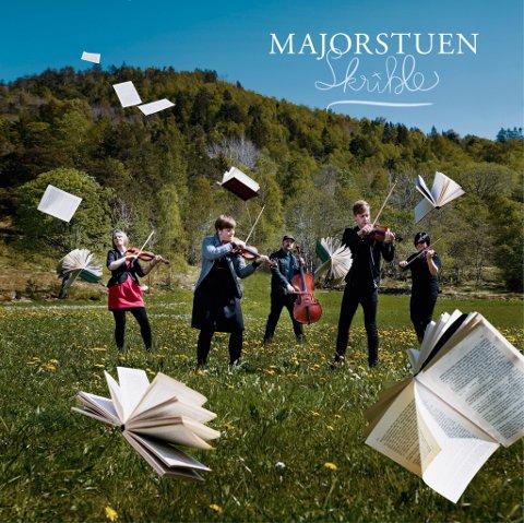 NYTT ALBUM: Majorstuen, med jølstringen Synnøve S. Bjørseth, slepp sitt 7. album denne veka.