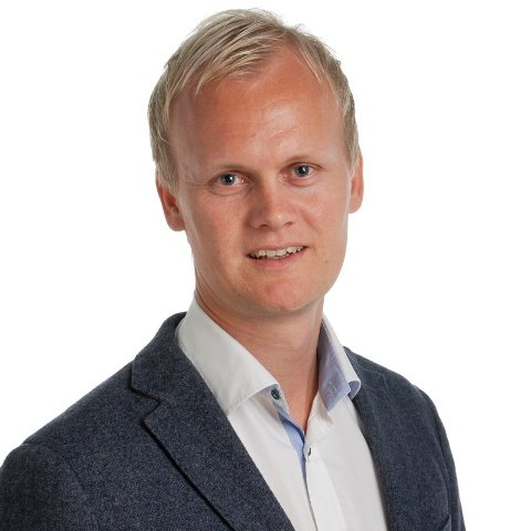 IKKJE BETAL PÅ FØREHAND: Jusprofessor Hans Fredriksen Marthinussen åtvarar mot at du står veldig svakt i konkursar.