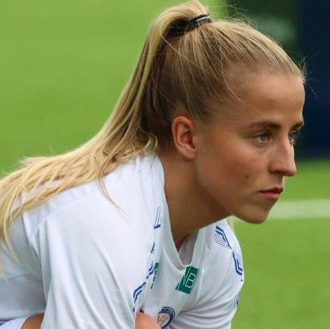 Sigrid Heien Hansen (25)