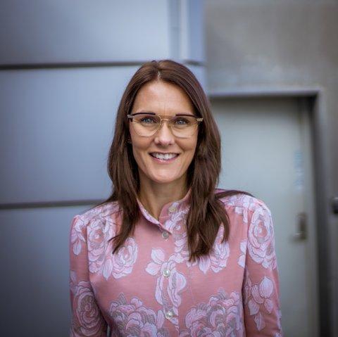 EKSPERTEN: Advokat Kitty Moss Sørensen jobbar mykje med allemannsretten og møter ofte folk som har konflikter om nettopp dette.