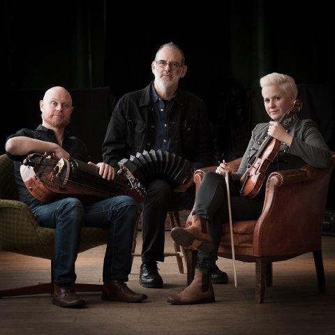 Folkeviser: Folkelig julemusikk fra landene rundt Nordsjøen står på programmet når Trad Session inviterer til «Nordsjøjul» for åttende år på rad.