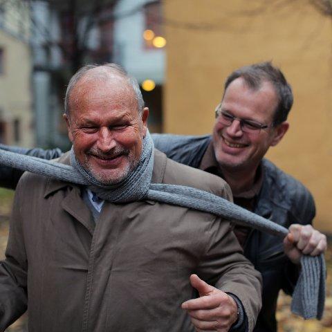 STEPPER INN: Sønnen til Per Fugelli, Aksel Fuggeli, erstatter Ivo de Figuriedo i programmet til Ord i Grenseland.