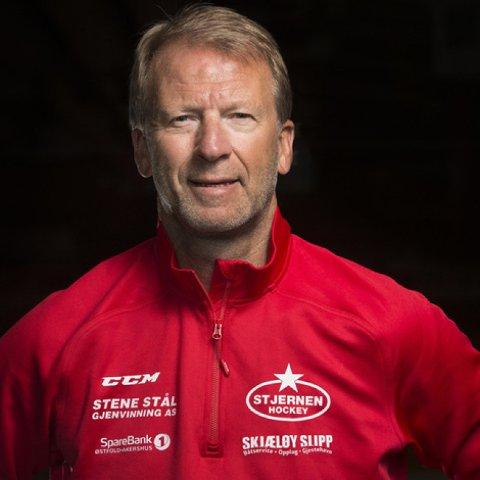 Tilbake i OL-Amfiet: Rune Gulliksen blir Bengt-Åke Gustafssons assistent på Hamar torsdag. (foto: Stjernen Hockey Elite)