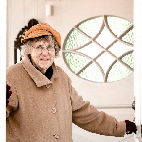 EGENSKAP: Eva Lange Hafstad var en uredd person.