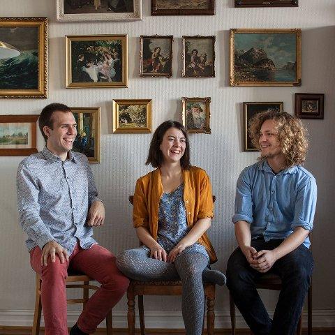 Fem Drager Trio