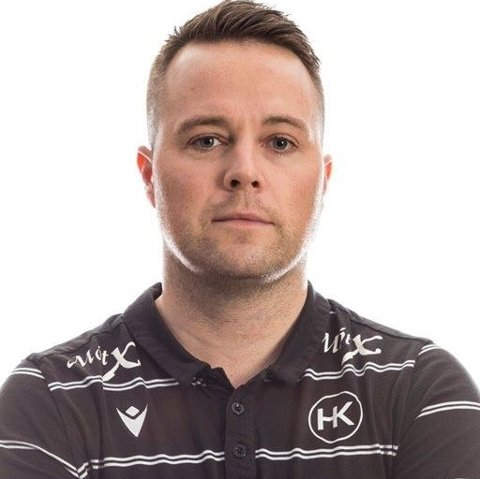 Elias Mar Halldorsson er FBKs nye trener.