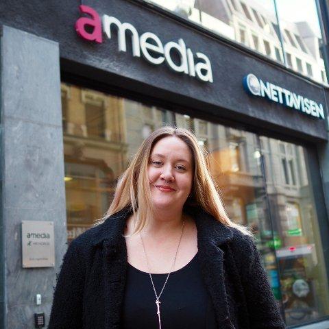 Journalist: Silja Einarsdóttir (27).
