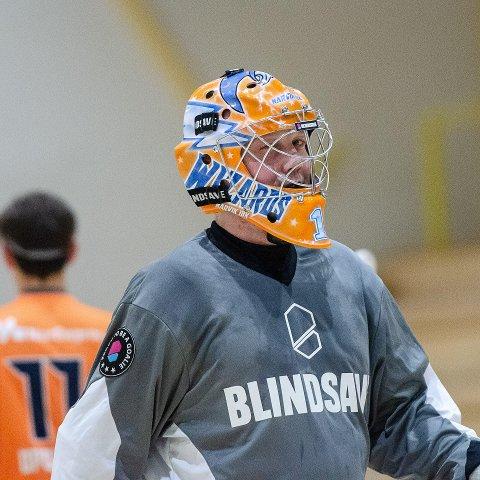 Wizards-keeper Esben Sørensen måtte se Vålerenga score flere ganger.